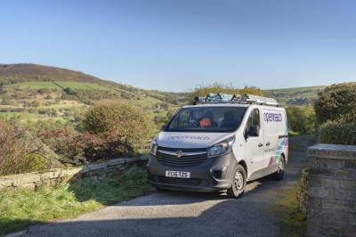 Openreach connecting rural areas