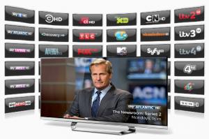 Sky HD channels