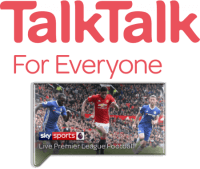 TalkTalk TV with Sky Sports Boost