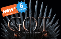The final season of Game of Thrones on NOW TV