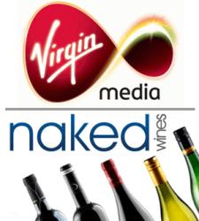 Virgin Media Naked Wines